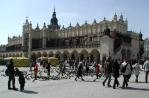 Krakow - beautiful city in Poland